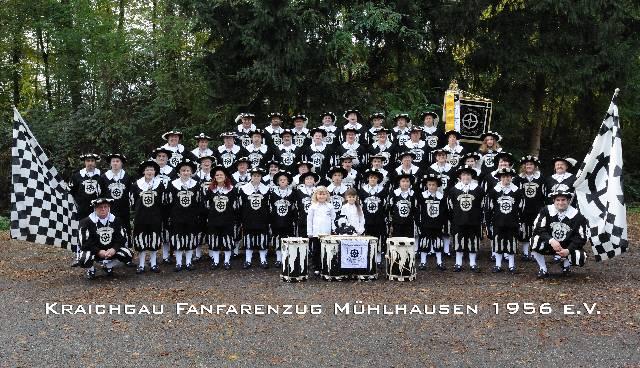 Kraichgau Fanfarenzug Mühlhausen